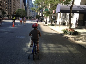 Cruising Summer Streets