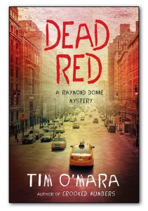 Dead Red- Tim O'Mara
