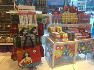 Dylan's Candy Bar Wonder Woman 75 Collection
